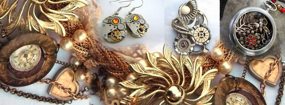 salvage jewelry